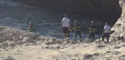 Cade dalla scogliera mentre scatta foto! Morto turista russo in Sardegna
