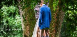 Matrimonio hot : il fotografo li sorprende mentre fanno sesso orale