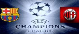Barcellona Milan Streaming Diretta Tv Champions League e Online Gratis