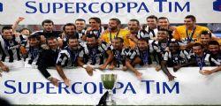Juventus-Lazio diretta tv e streaming Supercoppa Tim 2013