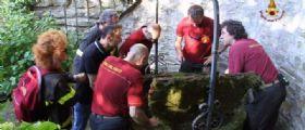 Firenze : Due bambini precipitano in un pozzo durante una festa