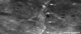 La Luna è stressata dalla Terra!