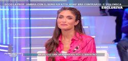 Il nuovo se** in diretta tv! Ambra Lombardo senza veli dalla D