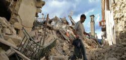 Terremoto Centro Italia : La Crosta terrestre vibra dall