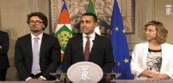 M5s : Giuseppe Conte sarà premier di un governo politico