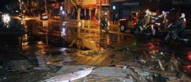 Terremoto Oggi Cile magnitudo 8.3 : Almeno 5 morti e tsunami di 4 metri
