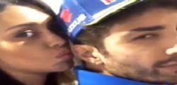 Belen Rodriguez e Andrea Iannone innamoratissimi a Doha