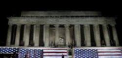 Concerto e fuochi pirotecnici accolgono Donald Trump a Washington