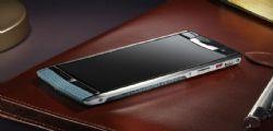 Lo Smartphone Bentley : Un Gioiello indistruttibile da 6 mila euro