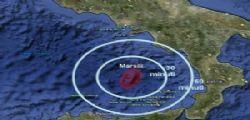 Vulcano Marsili : Nuove ricerche per valutare la pericolosità