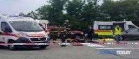 Salerno, incidente stradale questa mattina tra una moto e un