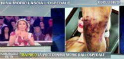 Nina Moric non ha tentato il suicido!