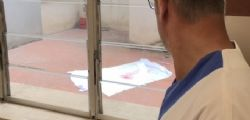 Salerno : mamma 26enne allatta il figlio e si lancia nel vuoto