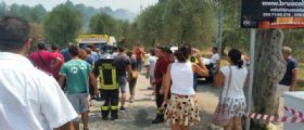 Modugno (Bari) : Esplode una fabbrica di fuochi d