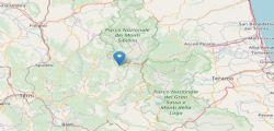 Terremoto Oggi : scossa Centro Italia a Norcia magnitudo 3.3
