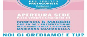 Elezioni comunali 2018: Toritto Protagonista presenta la candidata sindaca Marianna Scarangella
