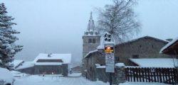 Allerta maltempo Piemonte per pioggia e neve