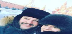 Elisa Isoardi e Matteo Salvini : scatti d