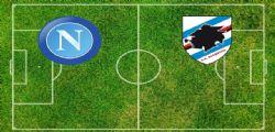 Napoli Sampdoria Streaming Gratis : Diretta live e risultato, probabili formazioni