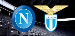 Diretta Live Napoli Lazio : Streaming Serie A - dove vedere la partita sabato 10 febbraio 2018