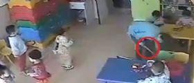 Fabriano, bambini maltrattati alla scuola materna : Sospesa una maestra, accusata di violenza fisica