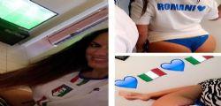 Laura Cremaschi e Claudia Romani :  Gli auguri sexy alla Nazionale