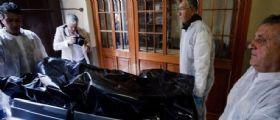 Napoli : 80enne Antonio Parisi  strangola la moglie malata terminale col filo elettrico