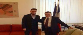 CHRISTIAN THIMONIER, CONSOLE FRANCESE PER IL SUD ITALIA, OSPITE A VITA DA SUD.