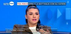 Valentina Vignali: Risarcita per migliaia di euro per gli insulti degli hater