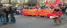 Caso Indesit : esplode la protesta