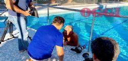Massimo Giletti ha un fisico bestiale! Le foto del presentatore diventano virali