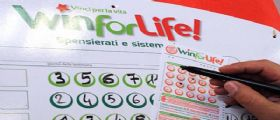 Sardegna : Gioca 2 euro al Win for Life ne vince 720mila