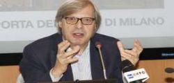 Vittorio Sgarbi condannato per resistenza a pubblico ufficiale