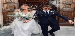 Le nozze da favola di Cristina Chiabotto e Marco Roscio