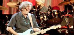Eric Clapton annuncia tre date alla Royal Albert Hall di Londra per il 2019