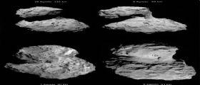Esa Rosetta continua ad osservare la 67P