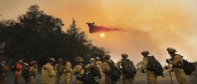 Incendi California : 31 morti, scuole chiuse a San Francisco