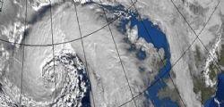 Ancora Maltempo, arriva il ciclone islandese : temporali e temperature in calo