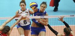 Volley, Mondiale Femminile : Italdonne battuta dalla Serbia