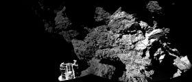 Addio Philae! Fallito ogni tentativo di comunicare con il piccolo lander della missione Rosetta