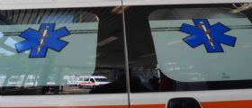 Bergamo, bimba di tre anni precipita dal balcone : E