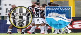 Pescara Siena Streaming Diretta Serie A e Online Gratis dall