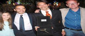 Matteo Tosi premiato con il Giglio d