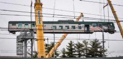Treno deragliato  Pioltello : Accertamenti tecnici nulli