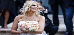Finalmente Eleonora Daniele si è sposata! Le foto più belle del matrimonio vip
