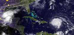 Uragano Irma devasta i Caraibi : Allerta negli Stati Uniti