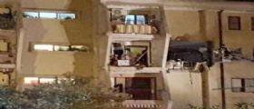 Crotone, esplode appartamento : Muoiono due persone, una bambina è in gravi condizioni