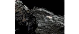 ESA Rosetta: i primi dati di ALICE, COSIMA, OSIRIS e VIRTIS