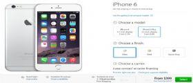 iPhone 6 e iPhone 6 Plus : Pre-ordini online in alcuni paesi
