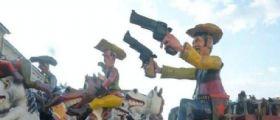 Treviso : Baby gang di extracomunitari aggredisce genitori durante sfilata carnevale per dei panini